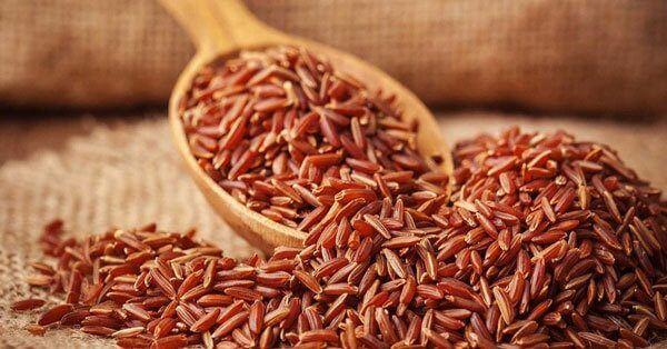 Nguyên liệu cần thiết để nấu món gạo lứt