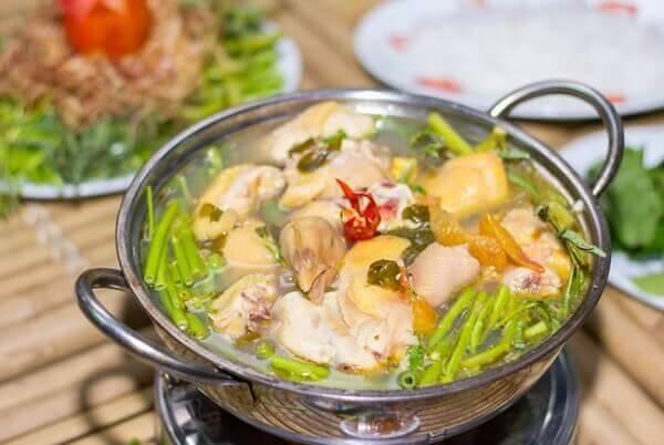 Cách nấu lẩu gà lá giang thơm ngon nhất ngay tại nhà – cách nấu lẩu gà ngon