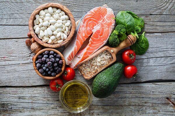 Chế độ ăn của phương pháp Dash Diet