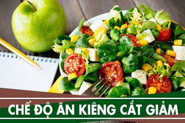 Chế độ ăn kiêng cắt giảm, thực đơn ăn kiêng định kỳ là gì?