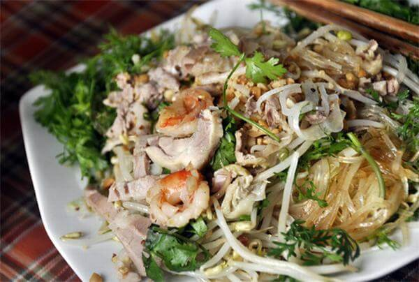 Miến trộn hương vị Thái Lan - Nguyễn Biểu