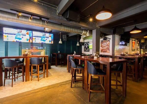 Guru Sport Bar -quán pub ở sài gòn