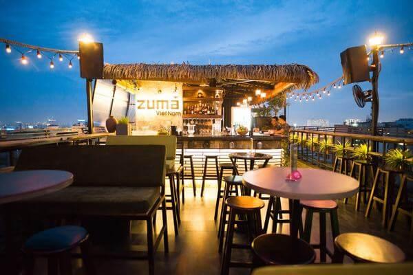 Địa chỉ 5 quán bar giá rẻ ở Sài Gòn, quán bar hot nhất Hcm