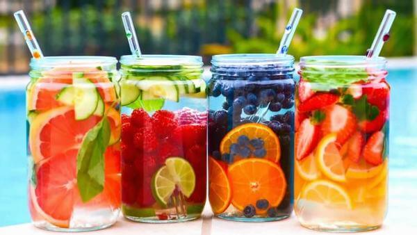 Ngày thứ 7: thực đơn giảm cân với cơm, rau và nước ép trái cây