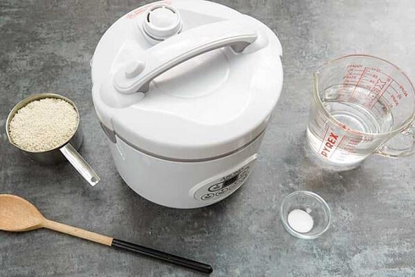 Cách nấu xôi bằng nồi cơm điện -How to Make Sticky Rice in a Rice Cooker