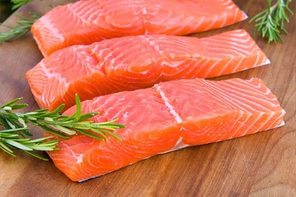 Chất béo có ích có nhiều trong cá