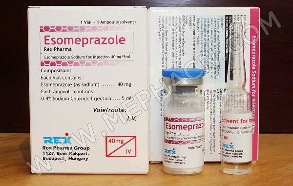 Review thuốc đau dạ dày Esomeprazole - Tác dụng và cách sử dụng