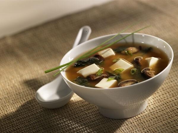 Ăn súp miso thường xuyên - 5 cách giảm mỡ bụng của người Nhật Bản đơn giản nhất