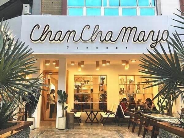 Quán cà phê Chanchamayo
