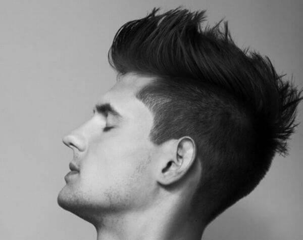 Bạn sẽ thể hiện được hết nét đàn ông của mình nhờ kiểu tóc này