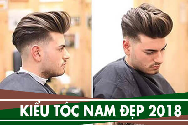 100+ kiểu tóc nam đẹp 2018 - Nhung kieu toc dep cho nam