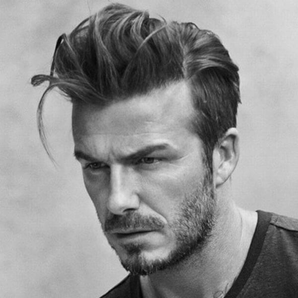 Kiểu tóc Pompadour của Beckham