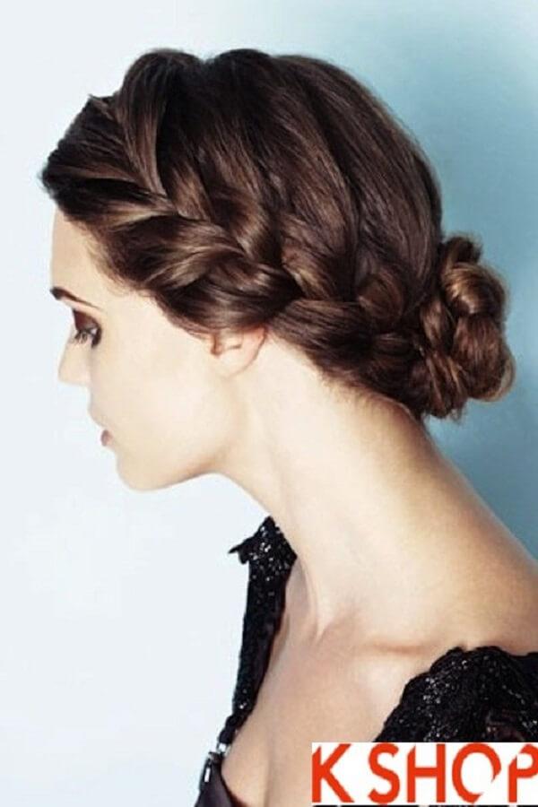 Các kiểu tóc dự tiệc cưới, tiệc sinh nhật sang trọng, đơn giản