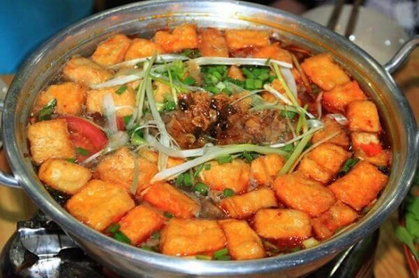 Lẩu cua đồng – Cách nấu lẩu riêu cua đồng ngon nhất