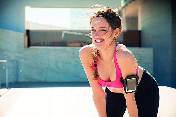 Trong suốt quá trình giảm cân, các chuyên gia luôn khuyên phải tập luyện thể dục để giúp tăng cơ giảm mỡ (Ảnh: New Idea)