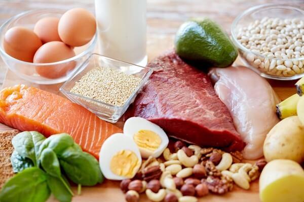 Không phải ngẫu nhiên các chuyên gia đều đánh giá cao tầm quan trọng của một chế độ ăn kiêng giàu đạm