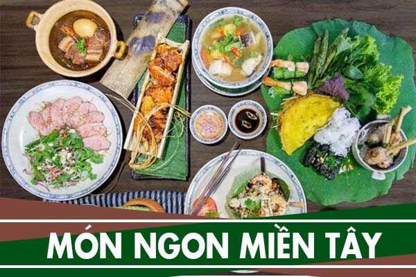 Mon ngon mien Tay song nuoc - 8 món ngon miền Tây Nam Bộ