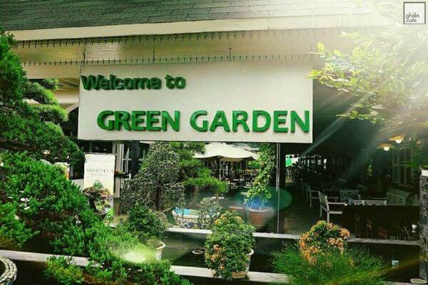 Green Garden Coffee