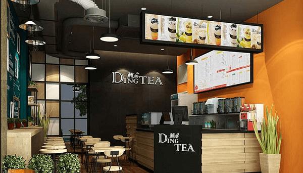 Các quán trà sữa đẹp ở quận 10 Tphcm: Sư Vạn Hạnh, Thành Thái