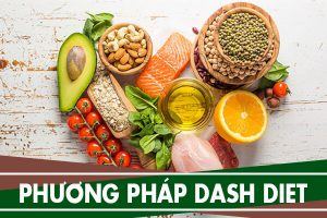 Chế độ ăn kiêng Dash Diet là gì?