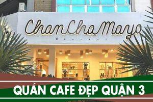20 quán cafe đẹp và yên tĩnh ở quận 3, café sân vườn quận 3