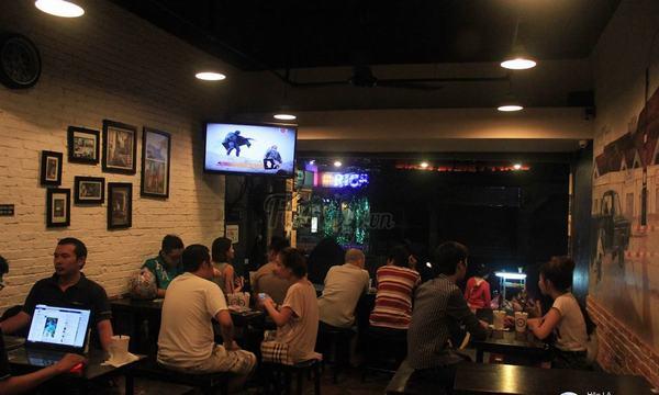 Địa điểm quán cafe xem bóng đá ở Tphcm - Sài Gòn có máy chiếu, màn hình lớn