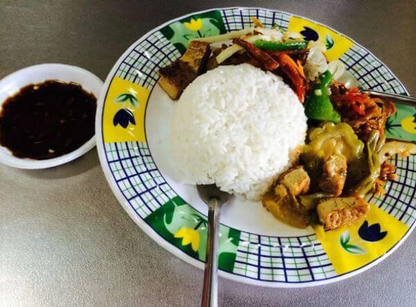 Cơm Chay Thanh Lương – Đường 3 Tháng 2, Quận 10