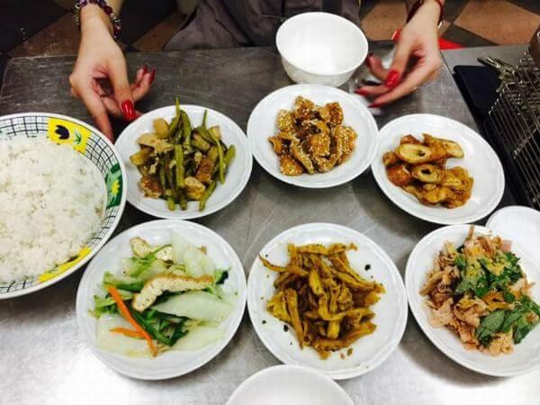 Cơm chay Thuyền Viên – Nguyễn Văn Đậu, Quận Bình Thạnh