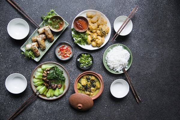 Địa điểm những quán chay ngon rẻ ở Sài Gòn, nhà hàng ăn chay đẹp tại các quận Tphcm