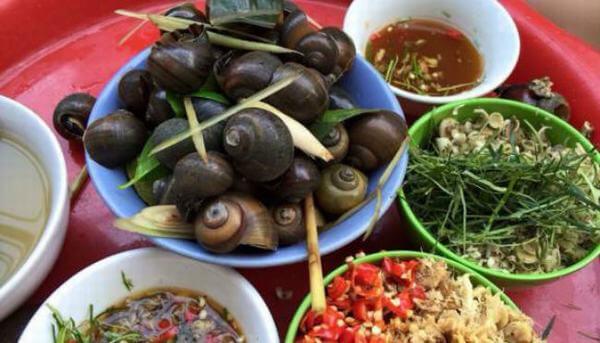 Quán Ốc Luộc Hà Trang – Đinh Liệt