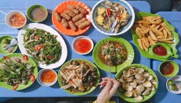 Quán Ốc Cay Đại Hồng – Trần Huy Liệu