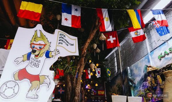 Quốc kỳ của 32 đất nước