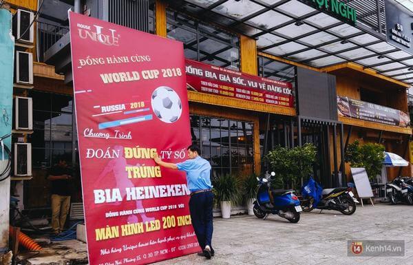 Quán nhậu xem bóng đá ở Tphcm, Sài Gòn - Coi đá banh ở đâu