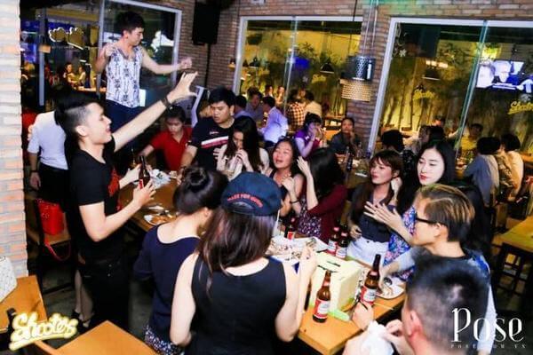 Shooters Beer Garden - Lê Quý Đôn