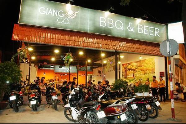 Giang Còi BBQ & Beer - Phạm Ngũ Lão