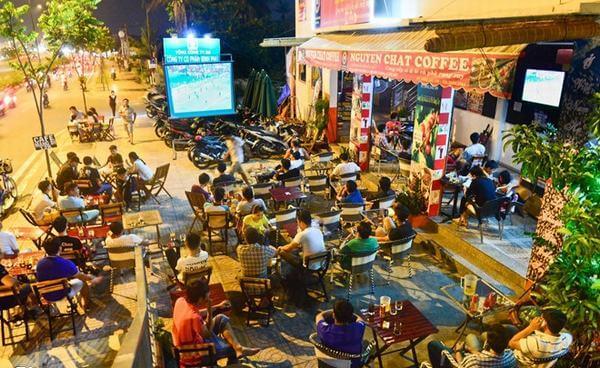 Quán nhậu xem bóng đá ở Tphcm - Tối nay coi đá bạnh ở đâu Sài Gòn