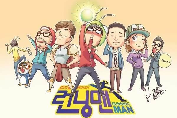 Các tập Running Man hay nhất, hài hước nhất cũng như buồn cười nhất
