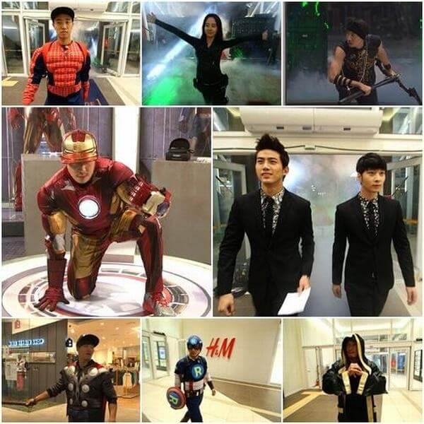 Tậphay và buồn cười thứ 3 là tập 150: Avengers