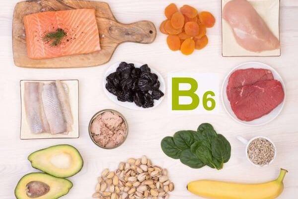 Tác dụng của vitamin B6 đối với làn da
