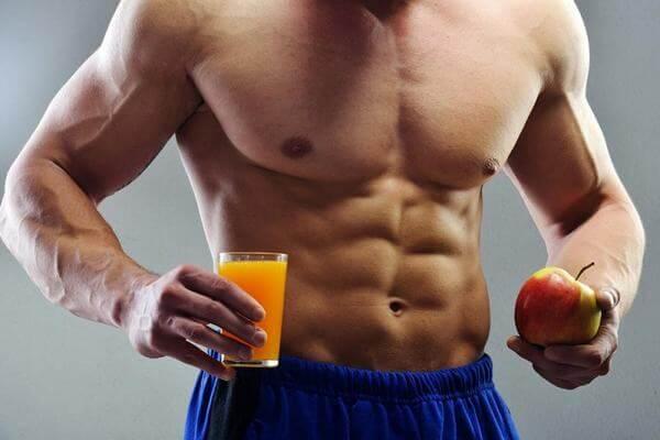 Thực đơn dinh dưỡng tăng cơ giảm mỡ cho nam tập Gym, tăng cơ giảm mỡ nên ăn gì?