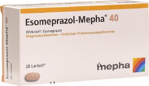 Dùng thuốc đau dạ dày Esomeprazole có tác dụng phụ gì không?