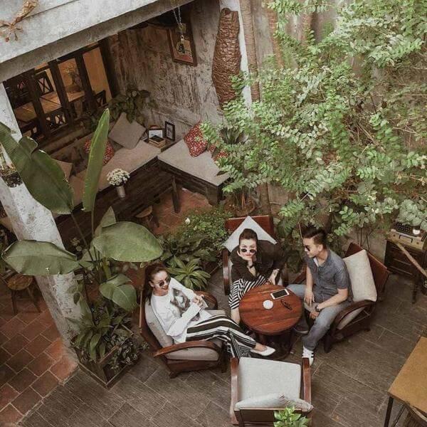 Tổng hợp các quán cafe view đẹp ở Huế không thể không đến 9