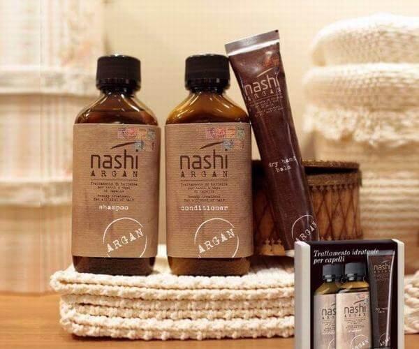 Bộ 3 sản phẩm phục hồi tóc hư tổn Nashi Phyto Repair Collagen