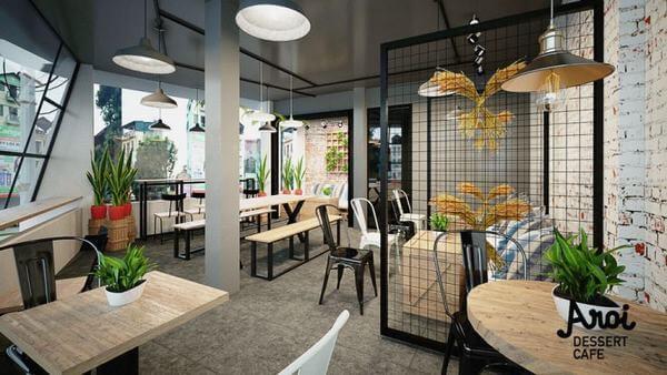 """Top 5 quán cafe có phòng riêng cho nhóm """"chất"""" nhất quả đất"""