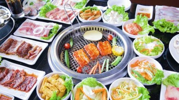 Buffet nướng BBQ Mặt Trời Đỏ -295 đường Phạm Văn Đồng