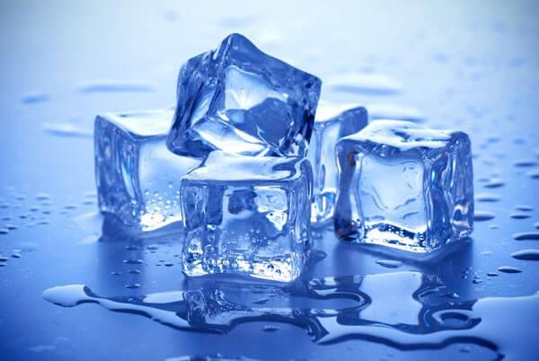 Đá lạnh có thể giúp giảm mỡ bụng hiệu quả - Cách uống nước đá giảm cân, giảm mỡ bụng