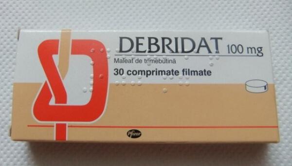 Thuốc trị ăn không tiêu Debridat