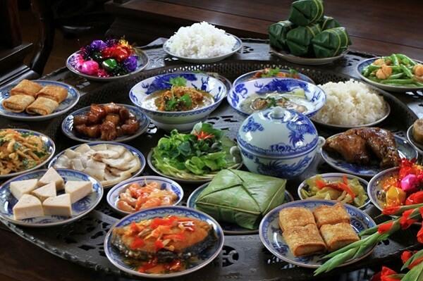 Các món ăn ngày tết của người miền Nam, những phong tục truyền thống