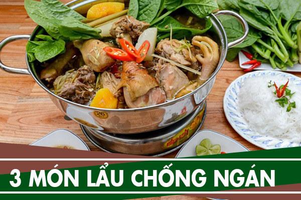 Các món lẩu Việt Nam ngon bổ rẻ chống ngán ngày Tết