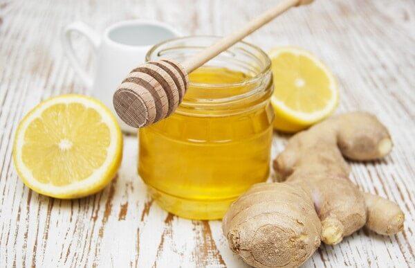 Gừng ngâm mật ong - Cách chữa bệnh trào ngược dạ dày bằng gừng đơn giản